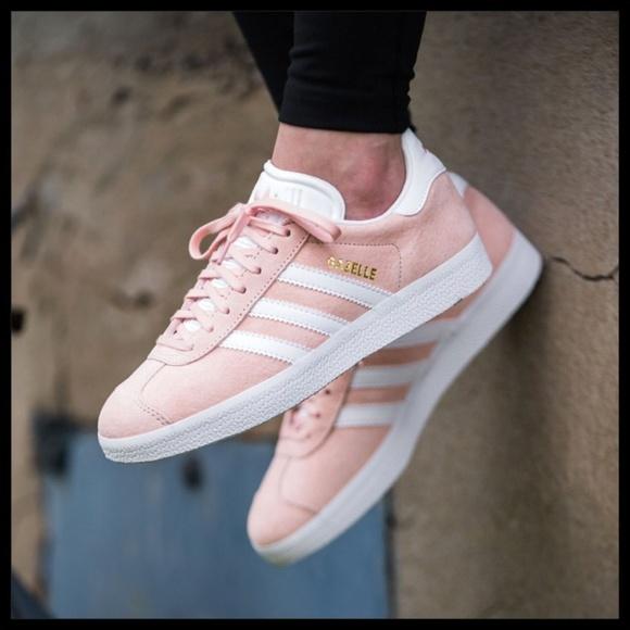 separation shoes ea0f3 1e49b NIB Adidas Gazelle BB5472 sneakers vapor pink shoe